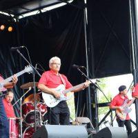 Mondays in the Park: James Romero Three Generations Band