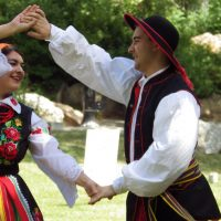 Mondays in the Park: Karpaty Dance Ensemble and Ok...