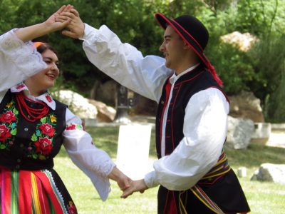 Mondays in the Park: Karpaty Dance Ensemble and Okinawa Kenjinkai