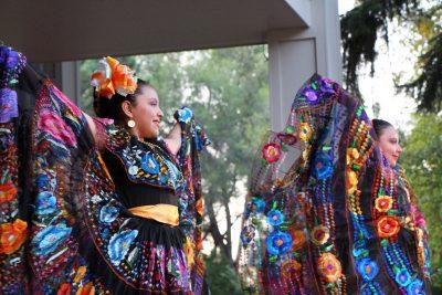 Mondays in the Park: Mariachi Sol de Jalisco and Ballet Folklorico de las Americas