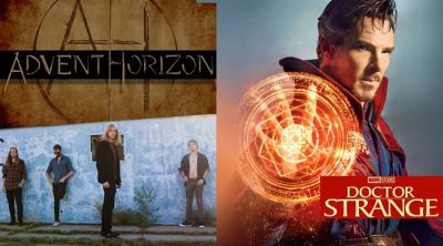 Music and Movie in the Park (Magna) with film Doctor Strange, and band Advent Horizon