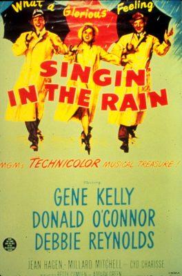 Singing In The Rain- Movie