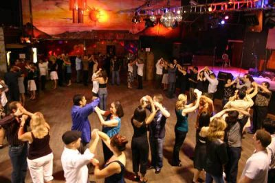 Social & Show on National Dance Day - Come cel...
