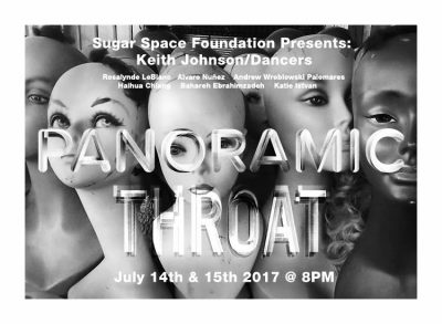 Sugar Space Foundation Presents: Keith Johnson/Dan...