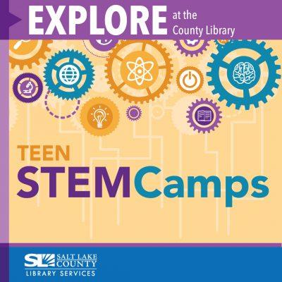 Teen STEM Camp: Robotic Robo World