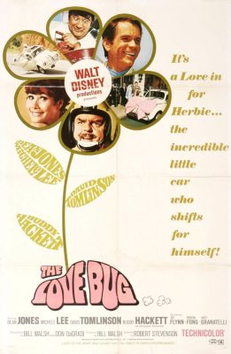The Love Bug 1968 Movie