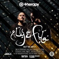 Therapy Thursdays: Aly and Fila