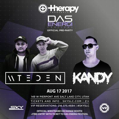 Therapy Thursdays: Mt. Eden & Kandy