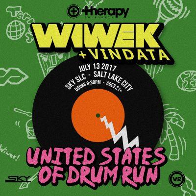 Therapy Thursdays: Wiwek + Vindata