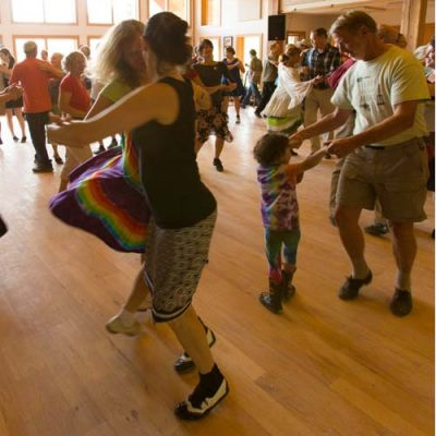 Third Saturday Contra Dance