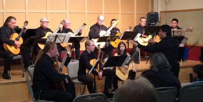 Utah Classical Guitar Festival