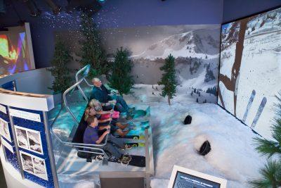 Virtual Ski Experience