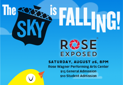 Rose Exposed: The Sky is Falling!