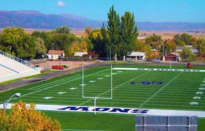 Robert L. Stoddard Football Field