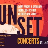 Sunset Concerts at The Gateway
