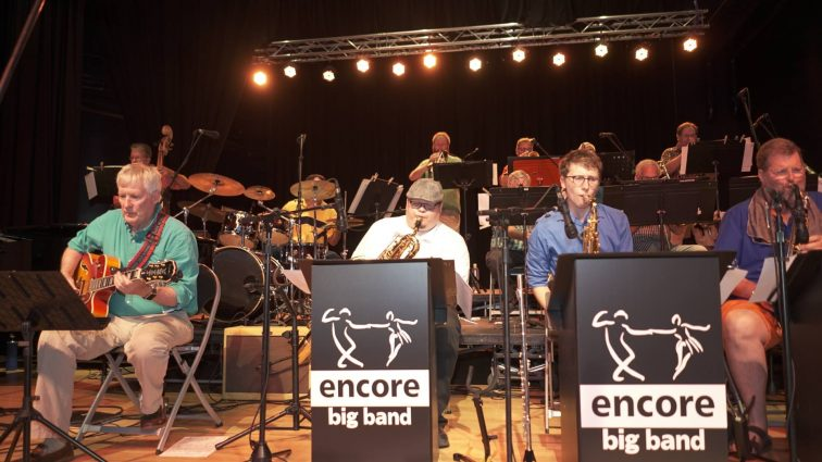 Encore Big Band with Kristen Lloyd - Free Public Concert and Dance