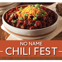 6th Annual No Name Chili Cook-Off