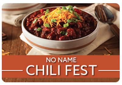 No Name Chili Fest
