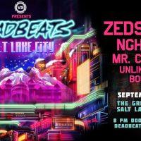 Deadbeats SLC Tour