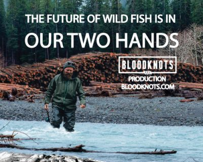Eco-Angler Documentary Film Our Two Hands