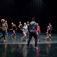 Free Contemporary Dance Technique Class with Guest Artist Einy Åm Sparks