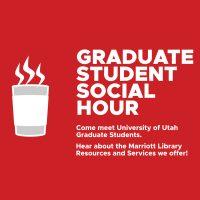 Graduate Student Social Hour - Free Sushi + Bagels!