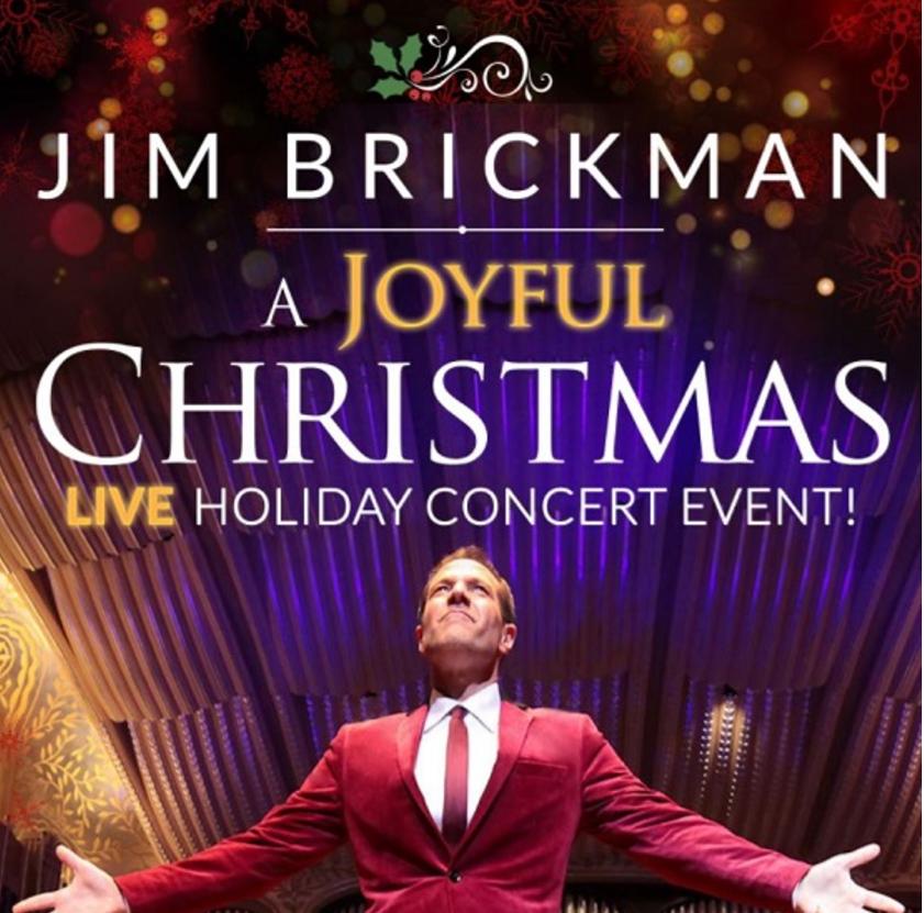 Jim Brickman: A Joyful Christmas presented by Abravanel Hall ...