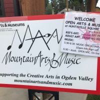 Open Arts and Music at Huntsville Square