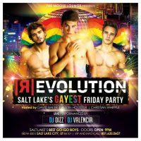 Revolution Fridays Presents: Summer Shake Out!