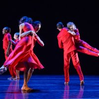 Ririe-Woodbury Dance Company Presents PARALLAX