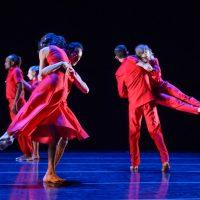 Ririe-Woodbury Dance Company Presents PARALLAX