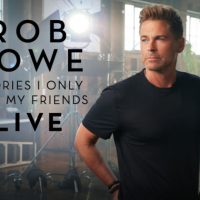 Rob Lowe: Stories I Only Tell My Friends -- LIVE!