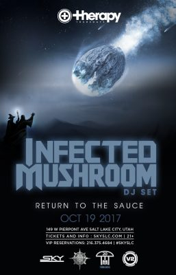 Therapy Thursdays: Infected Mushroom