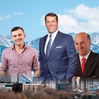 Tony Robbins, Gary Vaynerchuk, Kevin O'Leary LIVE Salt Lake City