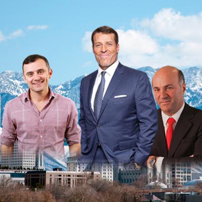Tony Robbins, Gary Vaynerchuk, Kevin O'Leary LIVE ...