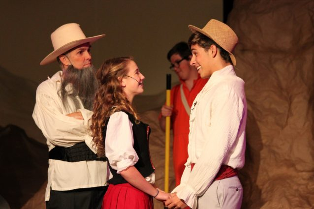 Holes A Play By Louis Sachar Presented By Timpanogos Valley Theatre