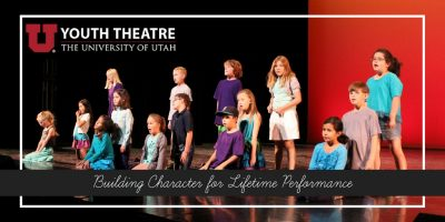 Auditions for U of U Youth Theatre's The Stinky Cheese Man