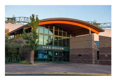 Sand Hollow Aquatic Center