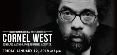 An Evening with Cornel West