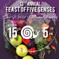 Feast of Five Senses 2017