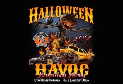 Halloween Havoc Demo Derby presented by Utah State Fair Grounds ...
