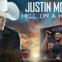 Justin Moore - Hell on the Highway Tour