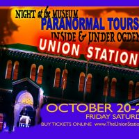 Night at the Museum Paranormal Tours