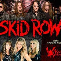 Skid Row with Vixen