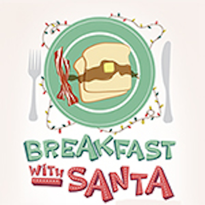 Breakfast with Santa at Thanksgiving Point