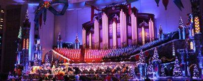 Mormon Tabernacle Choir 2017 Christmas Concert
