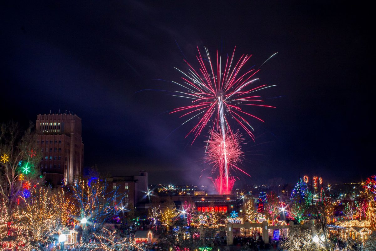 Ogden\'s Holiday Electric Light Parade presented by Downtown Ogden ...