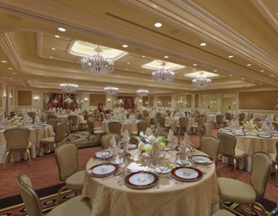Little America Hotel Ballroom