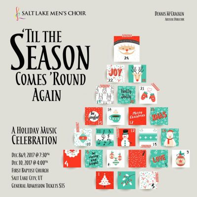 "36th Annual Christmas Concert: ""'Til the Seaso..."