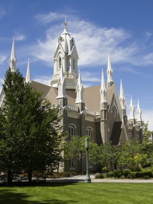 Assembly Hall on Temple Square